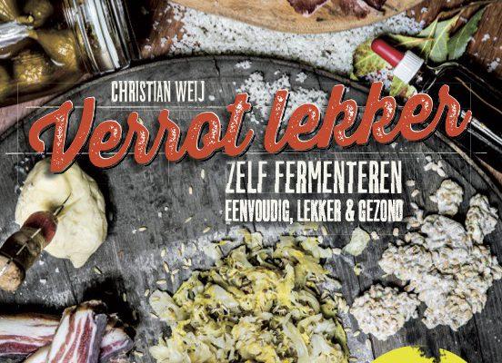 Kookboek 'Verrot lekker' bestellen >>