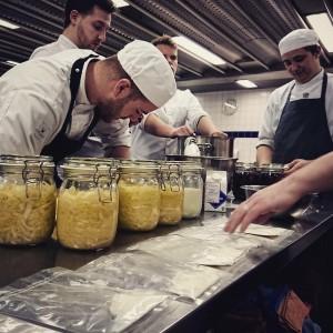Fermentatieopleiding voor horeca en foodprofessionals